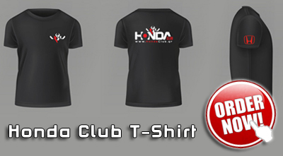 Honda Club T-shirt